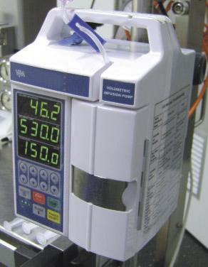 The Darvall Accumate IV Pump